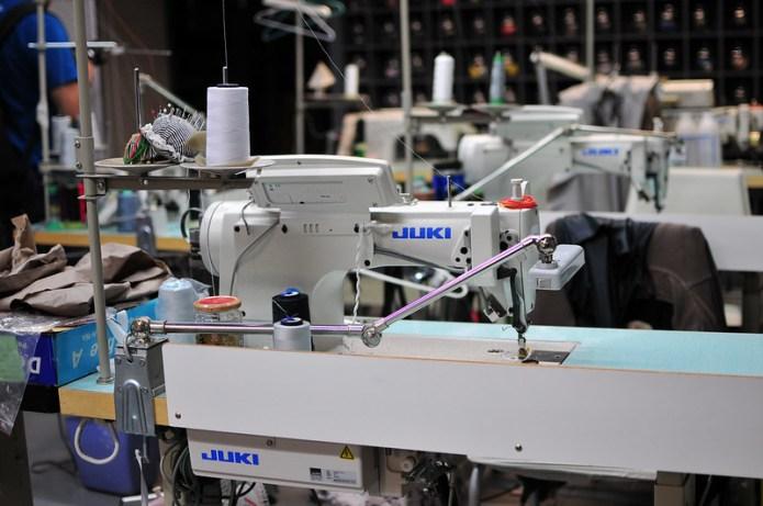 Fashion Institute of Taipei- Juki Sewing Machines