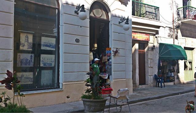 La Habana vendedores