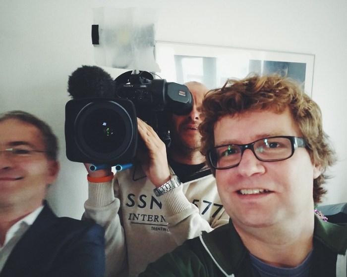 #selfie voor Hart van Nederland