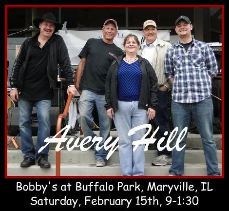 Avery Hill 2-15-14
