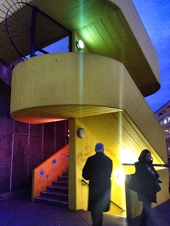 Brutalist Architecture on the Southbank