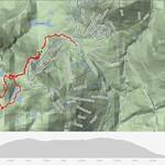 Black Mountain Plateau Trail Map