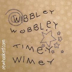 Wibbley Wobbley Timey Wimey