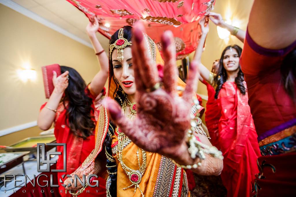 Atlanta Bengali Mehndi Night at Seasons Event Center