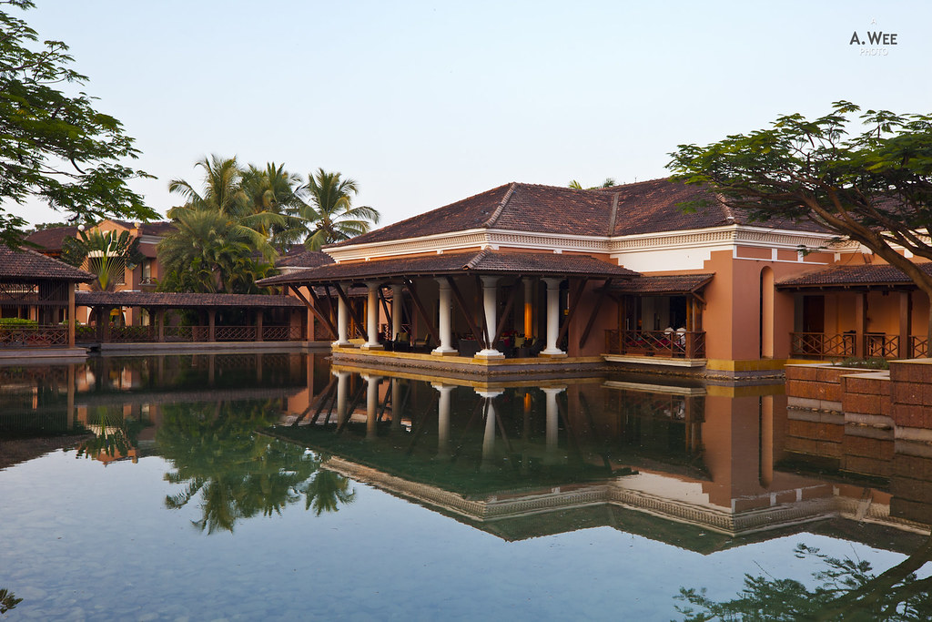 Main Resort Building