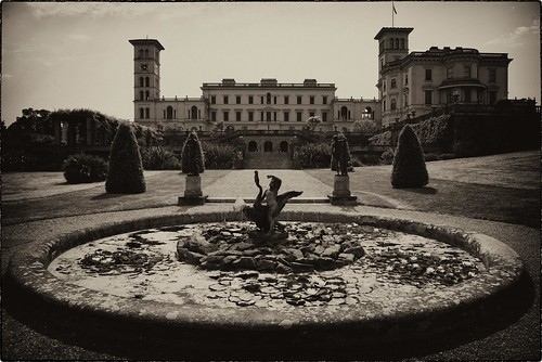 Osborne House by Davidap2009