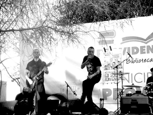 Registro 08.09.2013 @Fiskalesadhok en La #SemanaDeLaMemoria en el #ParqueBalmaceda de #Stgo en #Providencia.