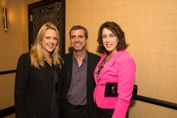 Hilary Newsom Callan, Peter Kaufman, Christine Pelosi