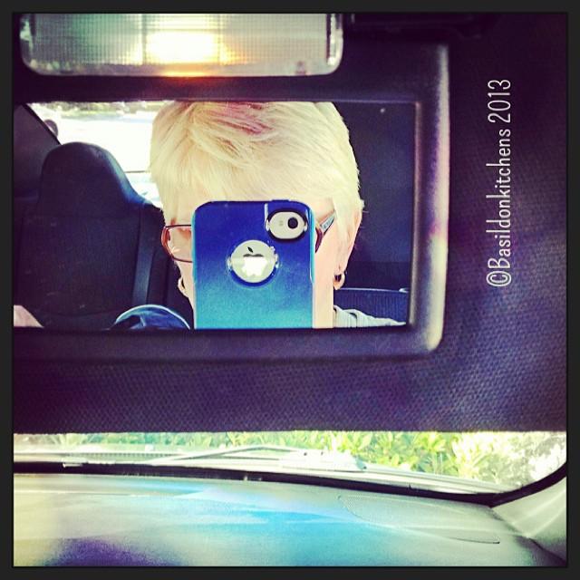 Oct 1 - bad hair day {travel hair is always bad hair} #photoaday #selfie