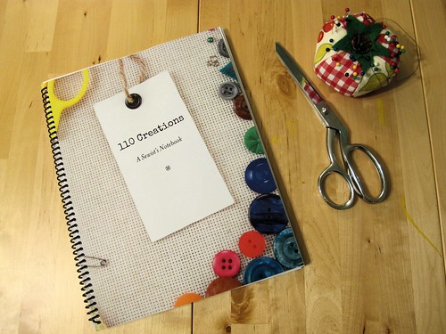 110 Creations Book