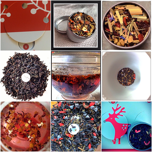 24 Days of Tea