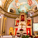 San Sebastian Cathedral (Lipa) Altar - Portrait