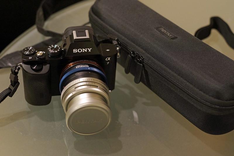 Pentax DA Limited Lens Case 2