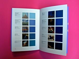 Proust. I colori del tempo, di Eleonora Marangoni. Electa 2014. Design di Paolo Tassinari e Leonardo Sommoli. pag. 116, pag. 117 (part.), 1
