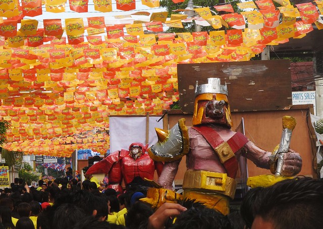 Parada ng Lechon 2015