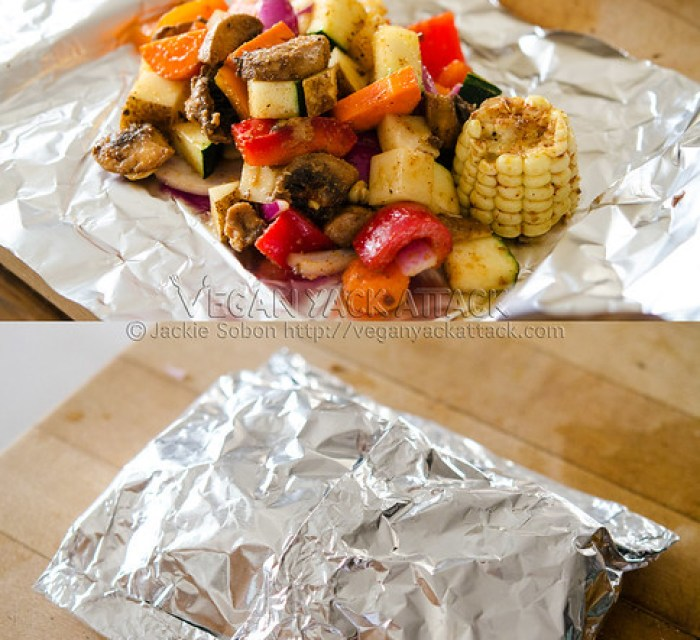 This BBQ Party Pack is a wonderful and easy way to get tasty veggies at your next Summer gathering! Delicious, healthy and great for a quick meal.