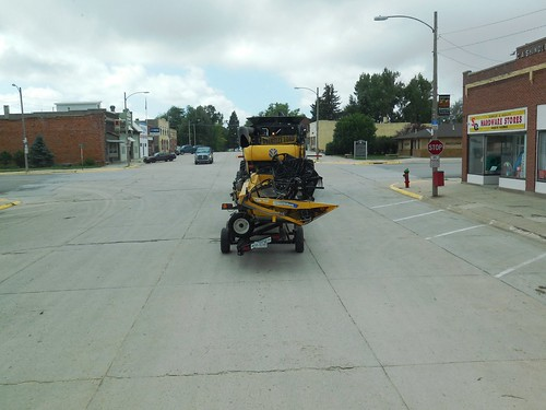 Moving through Hemingford