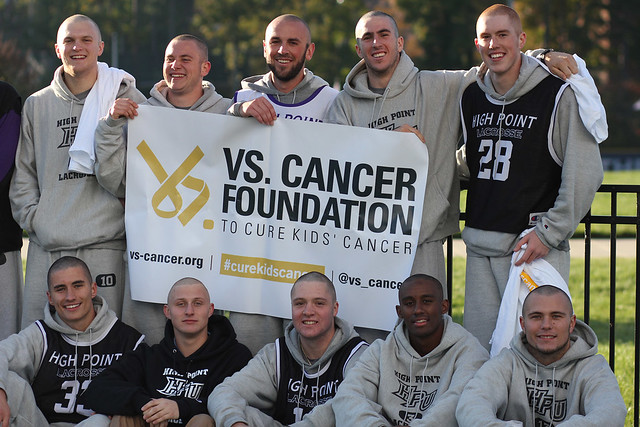 HPU Mens Lacrosse VS Cancer