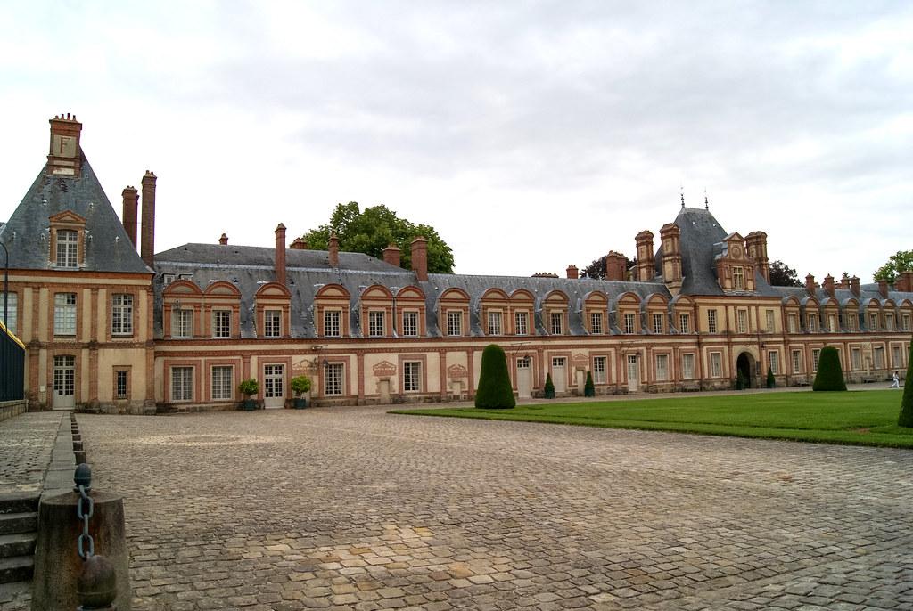 Aile des Ministres, Château de Fontainebleau