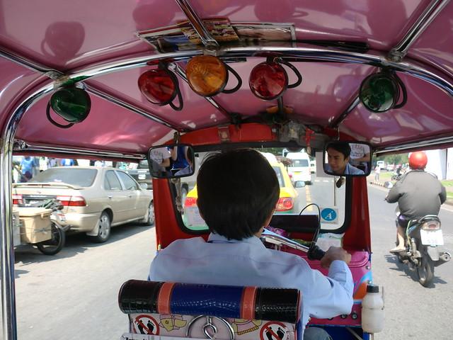 A hint of Bangkok