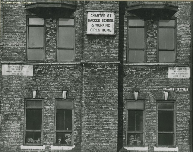 Charter Street Ragged School and Working Girls' Home