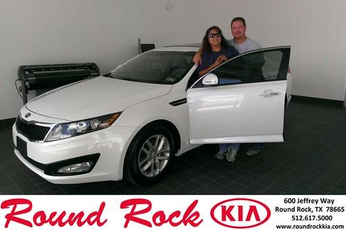 Happy Birthday to Patricia Markert from Ruth Largaespada and everyone at Round Rock Kia! #BDay by RoundRockKia