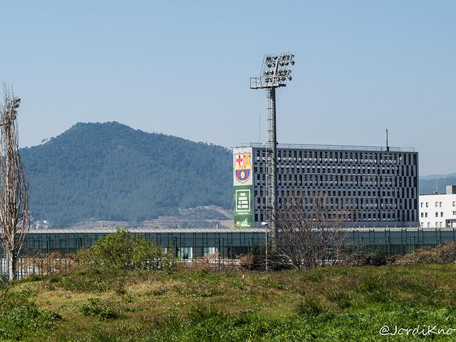 Ciutat esportiva del Barça