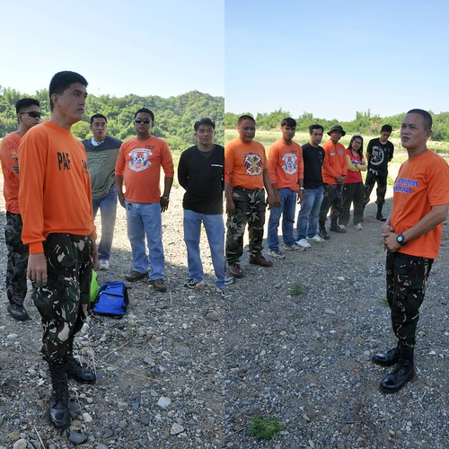 Philippine Air Force SAR Instructors