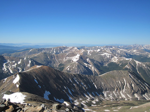 Picture from Grays Peak, Colorado