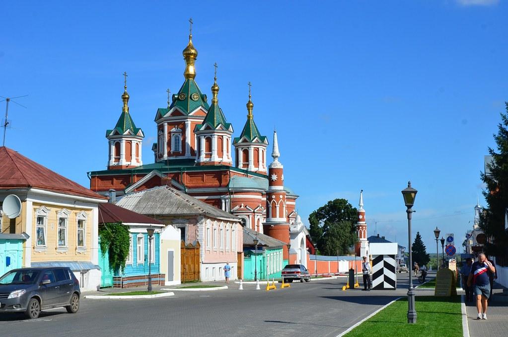 kremlin kolomna