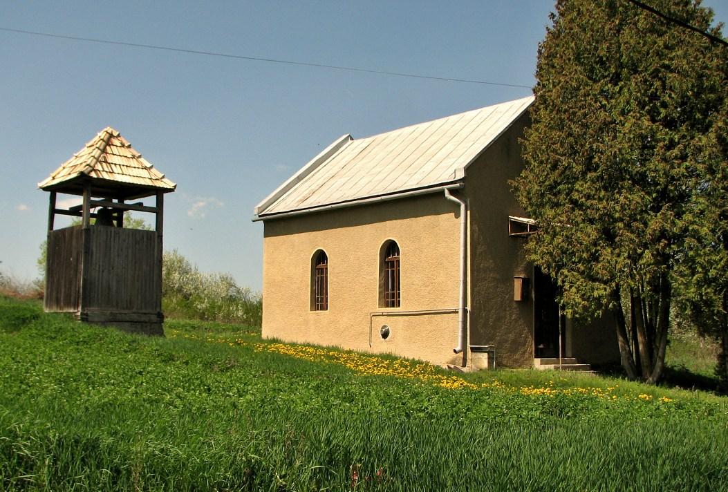 Evanjelický kostol v Obeckove