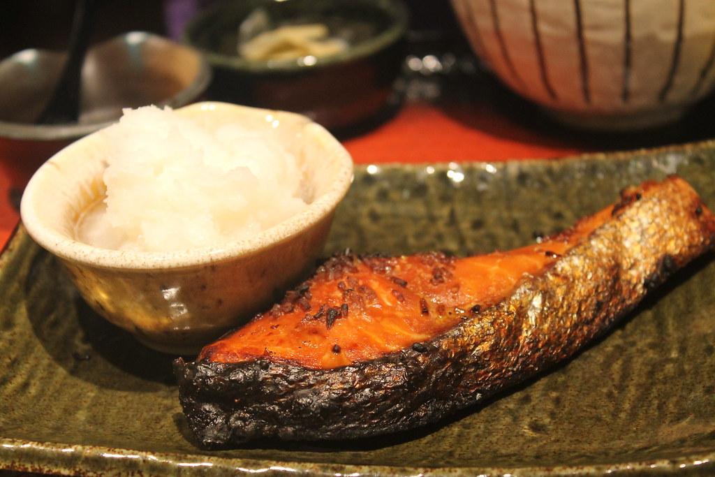 Salmón, en 'Ootoya'
