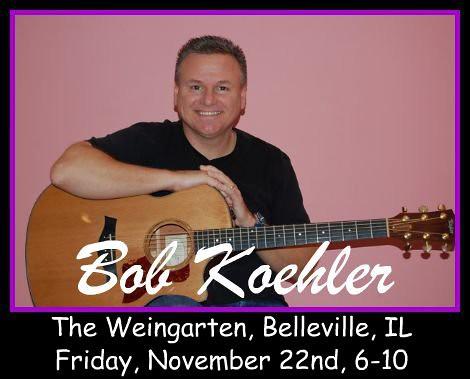 Bob Koehler 11-22-13