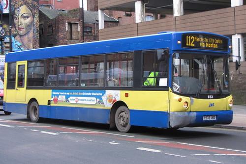 Volvo B6LE ALX200, JPT Travel, P332 JND