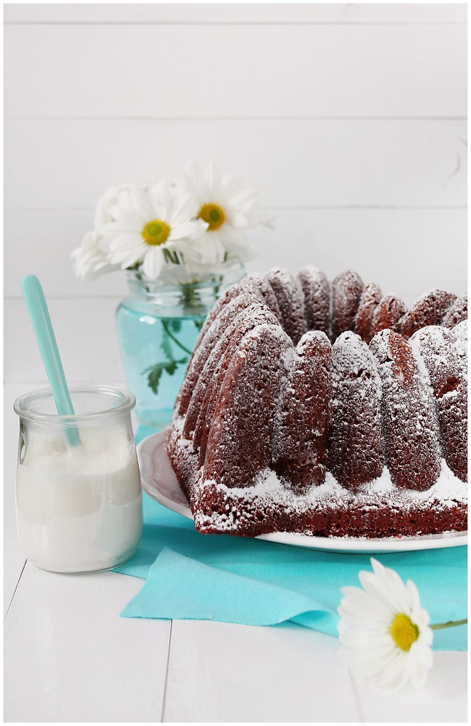 Bundt cake, the art of cupcakes