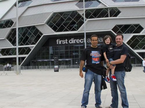 Leeds 06 con Jordi y Jan