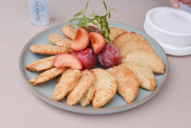 good girl dinette summer fruit & licorice hand pies
