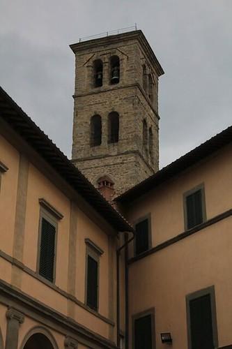 Cortona: incastri d'architettura