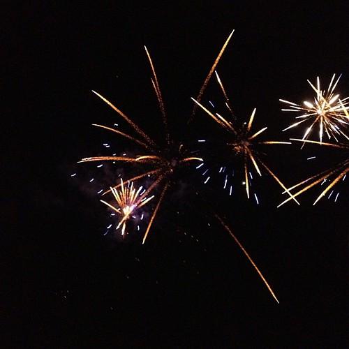 Fuochi d'artificio #lagomaggiore #baveno #giriingiro #nofilter