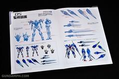 Metal Build 00 Gundam 7 Sword and MB 0 Raiser Review Unboxing (16)