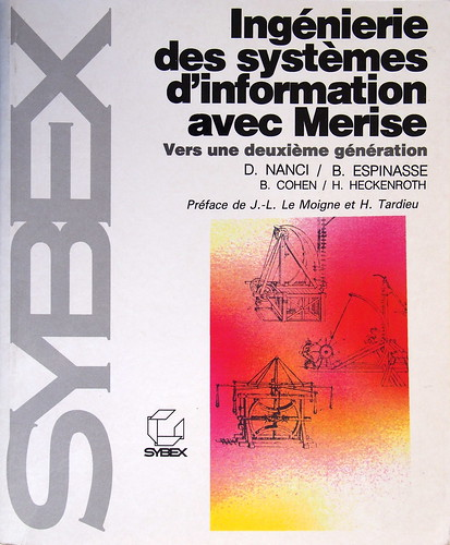 Ingénierie des systèmes d'information avec Merise