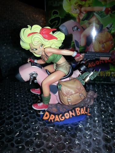 Dragon Ball - Scultures Lunch Zoukei Tenkaichi Budokai 2 - profil