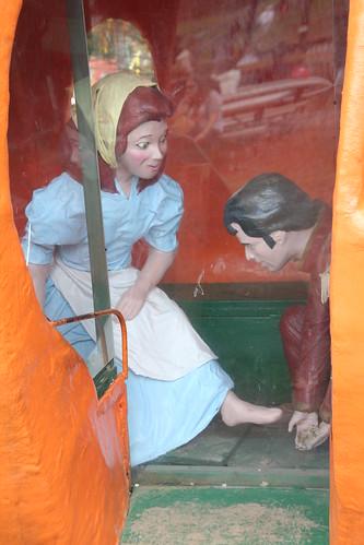 Cinderella's Pumpkin Coach