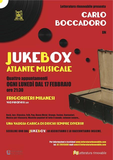 Jukebox Atlante Musicale