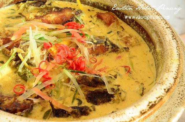 ikan keli masak lemak