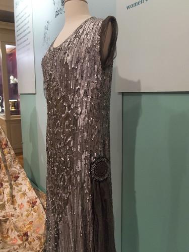 DAR Museum 1925-1927 Evening Dress