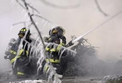 Fairport Harbor fire