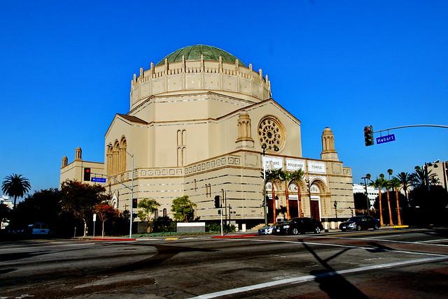 Wilshire Blvd. Temple, A.M Edelman, S. Tilden Norton & D.C. Allison, Architects 1922-29
