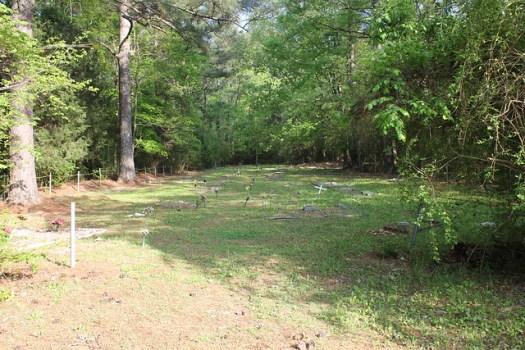 Fort McClellan Pet Cemetery, Anniston AL