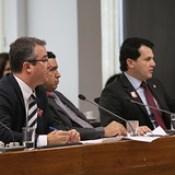 Reunião Programa segurança  sem violência.